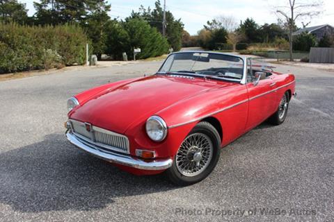 1968 MG B for sale in Calverton, NY