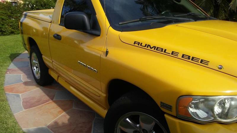 2005 Dodge Ram Pickup 1500 4