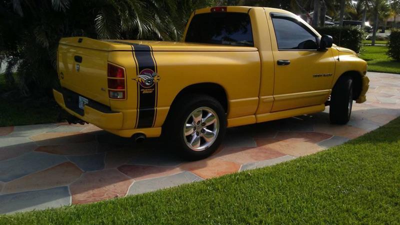 2005 Dodge Ram Pickup 1500 5