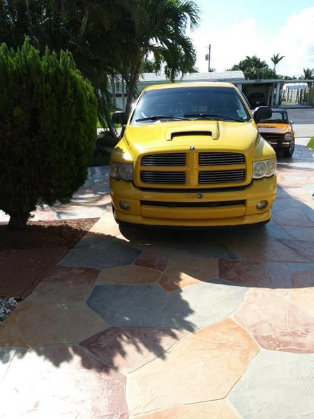 2005 Dodge Ram Pickup 1500 2