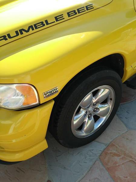2005 Dodge Ram Pickup 1500 9