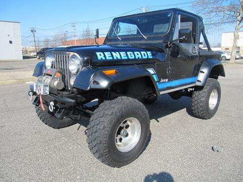 1984 Jeep CJ 7 For Sale In Riverhead, NY