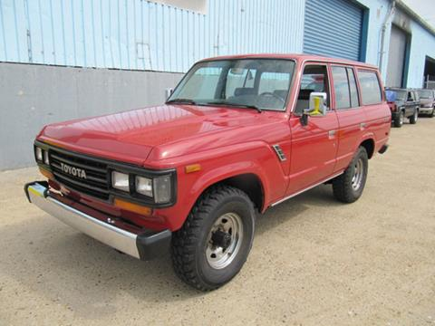 1988 Toyota Land Cruiser For Sale In Riverhead, NY
