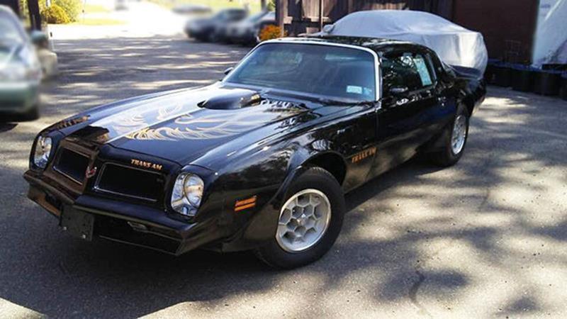 1976 Pontiac Trans Am 10