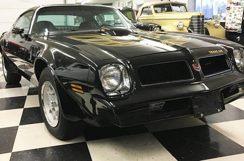 1976 Pontiac Trans Am 2