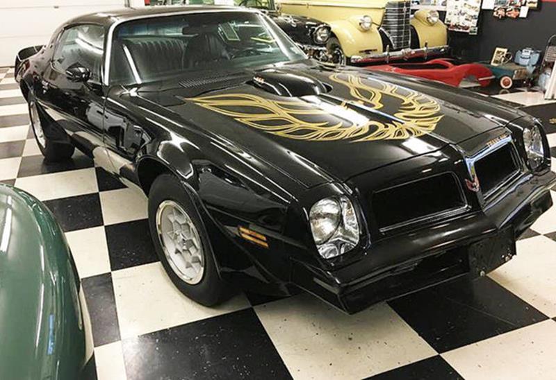 1976 Pontiac Trans Am 7