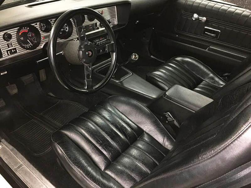 1976 Pontiac Trans Am 11