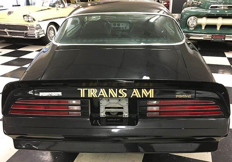 1976 Pontiac Trans Am 25