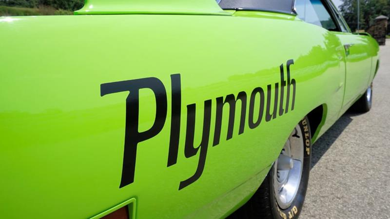 1970 Plymouth Superbird 17