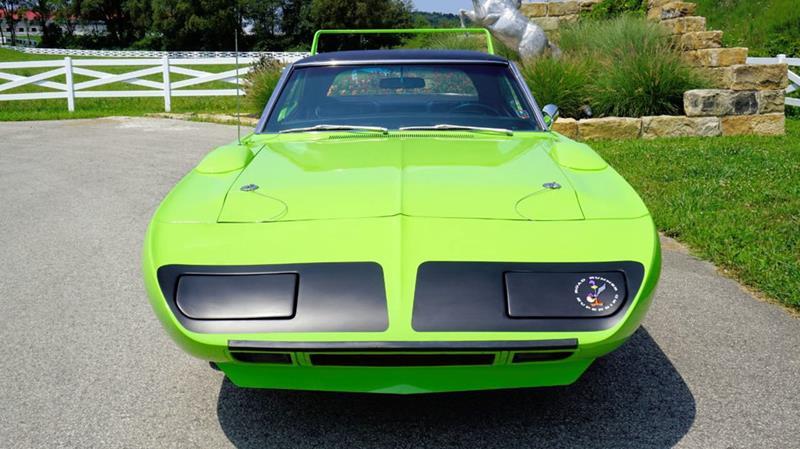 1970 Plymouth Superbird 10
