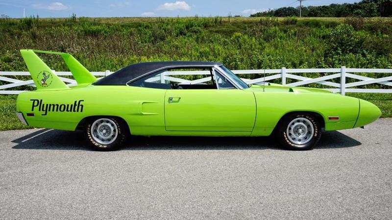 1970 Plymouth Superbird 7