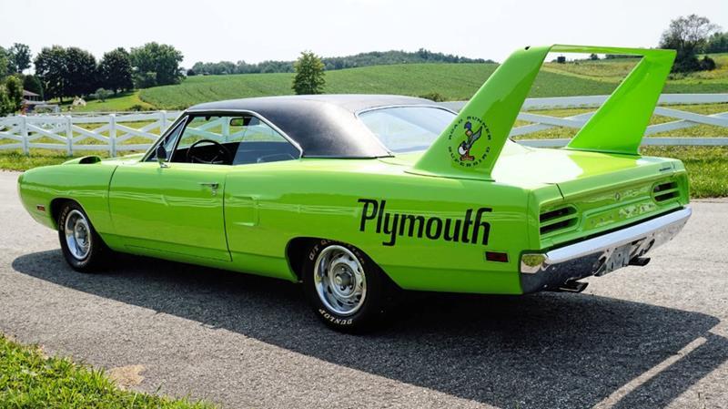 1970 Plymouth Superbird 4