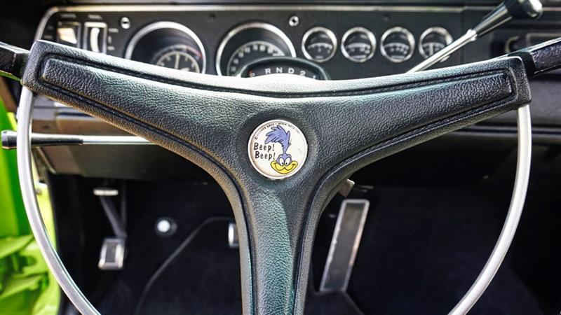 1970 Plymouth Superbird 41