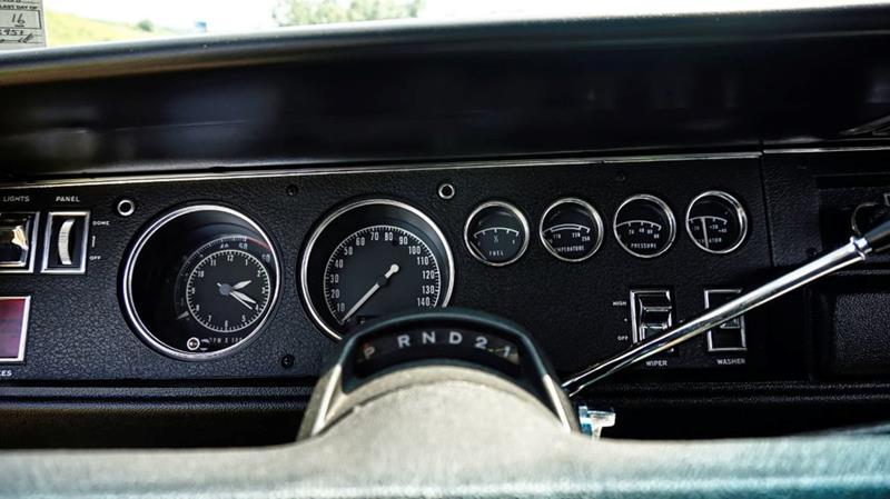 1970 Plymouth Superbird 42