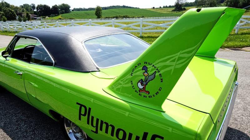 1970 Plymouth Superbird 14