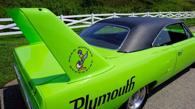 1970 Plymouth Superbird 13