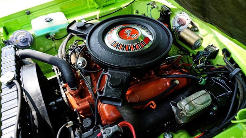 1970 Plymouth Superbird 65