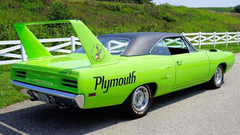 1970 Plymouth Superbird 6