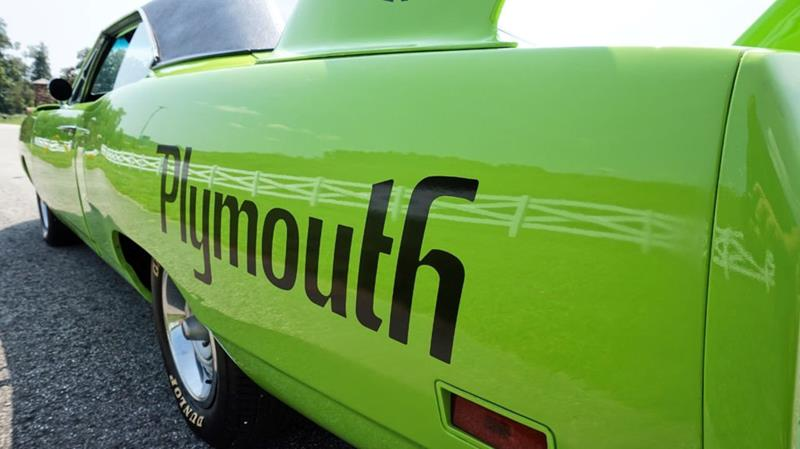 1970 Plymouth Superbird 16