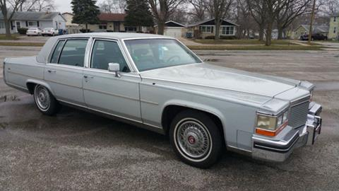 1987 Cadillac Brougham For Sale - Carsforsale.com®