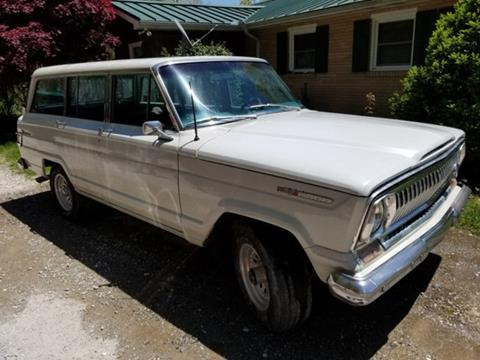 1968 Jeep Wagoneer for sale in Riverhead, NY