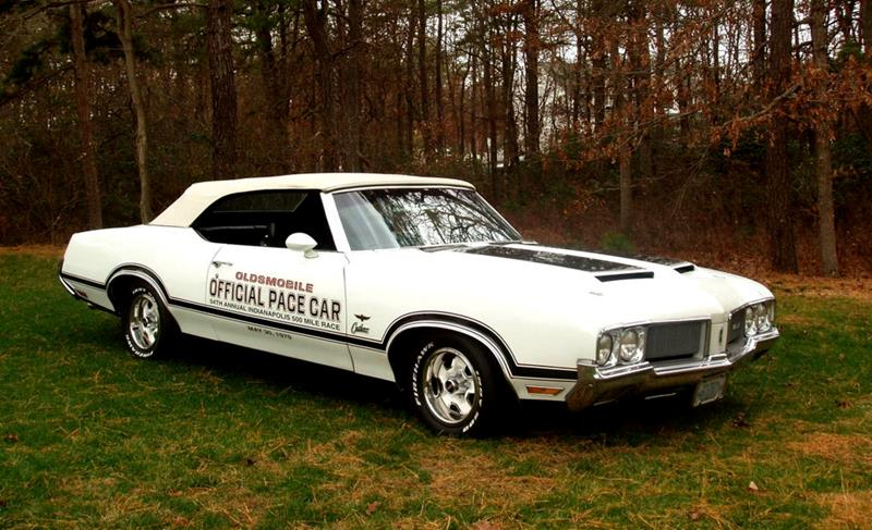 1970 Oldsmobile Cutlass 5
