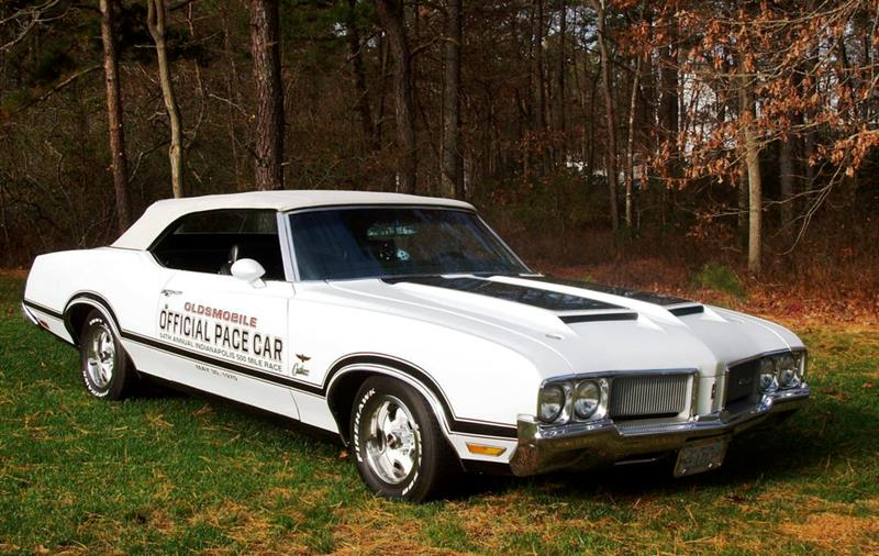 1970 Oldsmobile Cutlass 9