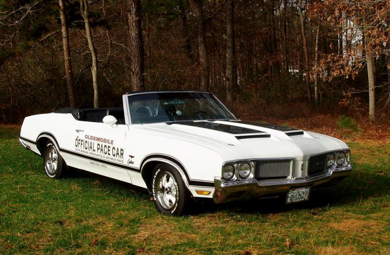 1970 Oldsmobile Cutlass 8