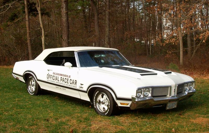 1970 Oldsmobile Cutlass 7