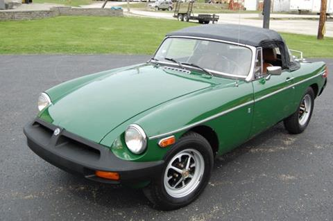 1977 MG B for sale in Riverhead, NY