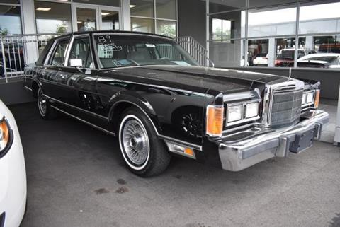 1989 Lincoln Town Car For Sale In Riverhead, NY