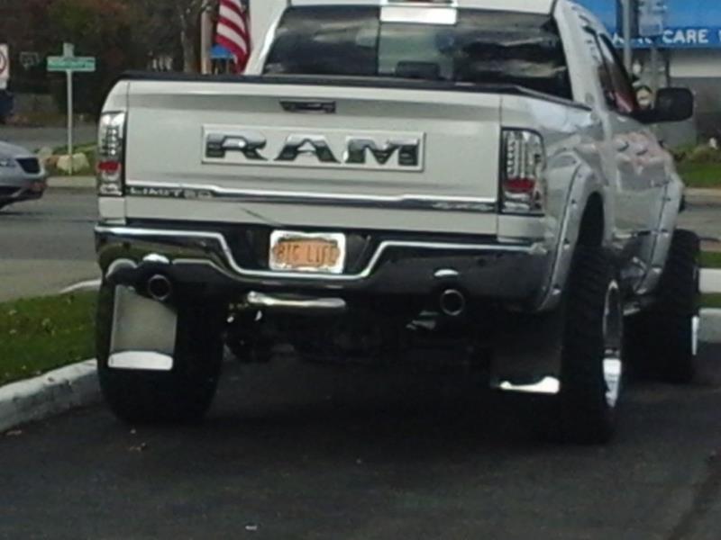2012 Dodge Ram Pickup 1500 3