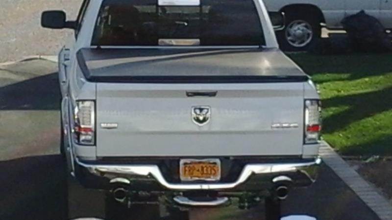 2012 Dodge Ram Pickup 1500 4