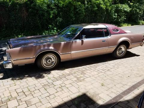 1976 Lincoln Continental For Sale In Mississippi Carsforsale Com