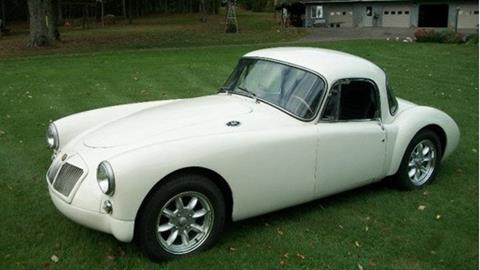 1959 MG MGA 1500 Coupe for sale in Riverhead, NY