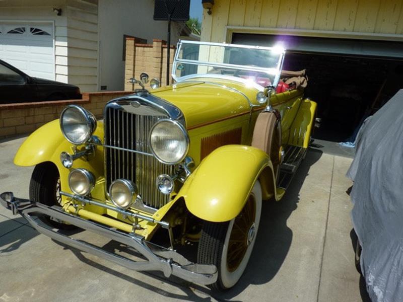 1929 Lincoln Model L 3