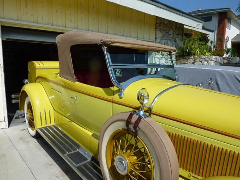 1929 Lincoln Model L 6