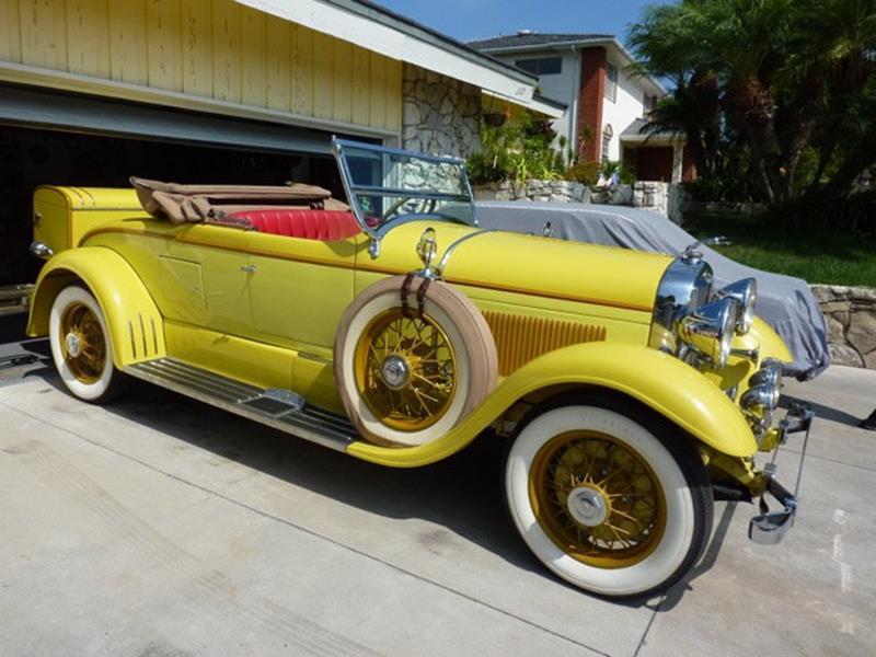 1929 Lincoln Model L 1