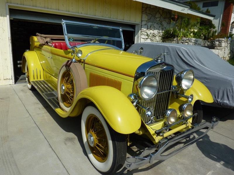 1929 Lincoln Model L 2