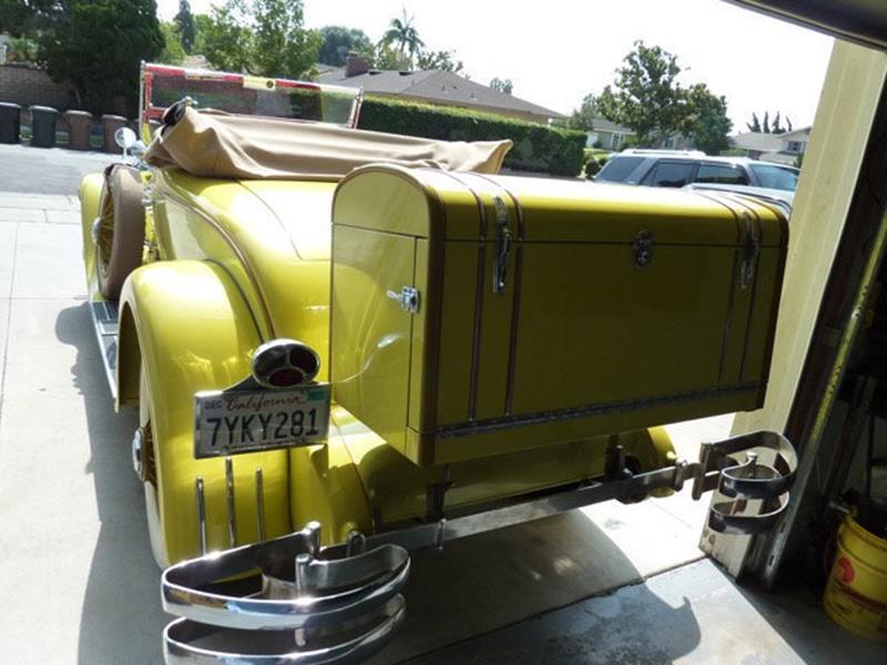 1929 Lincoln Model L 17