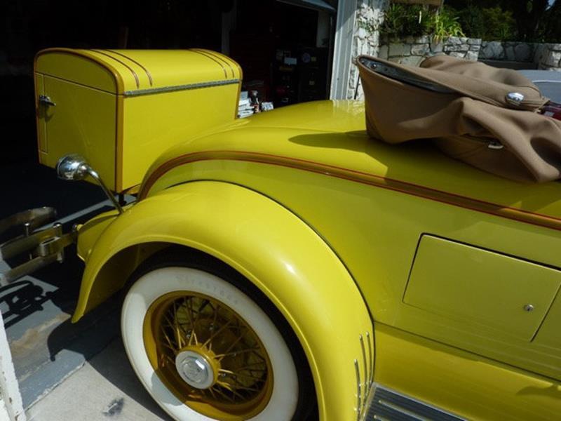 1929 Lincoln Model L 9