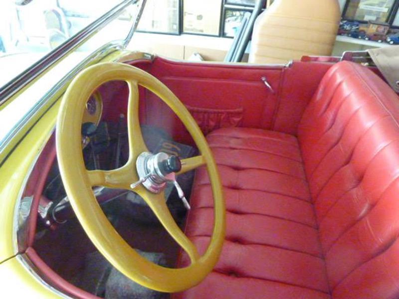 1929 Lincoln Model L 22