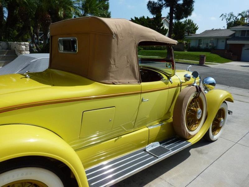 1929 Lincoln Model L 7