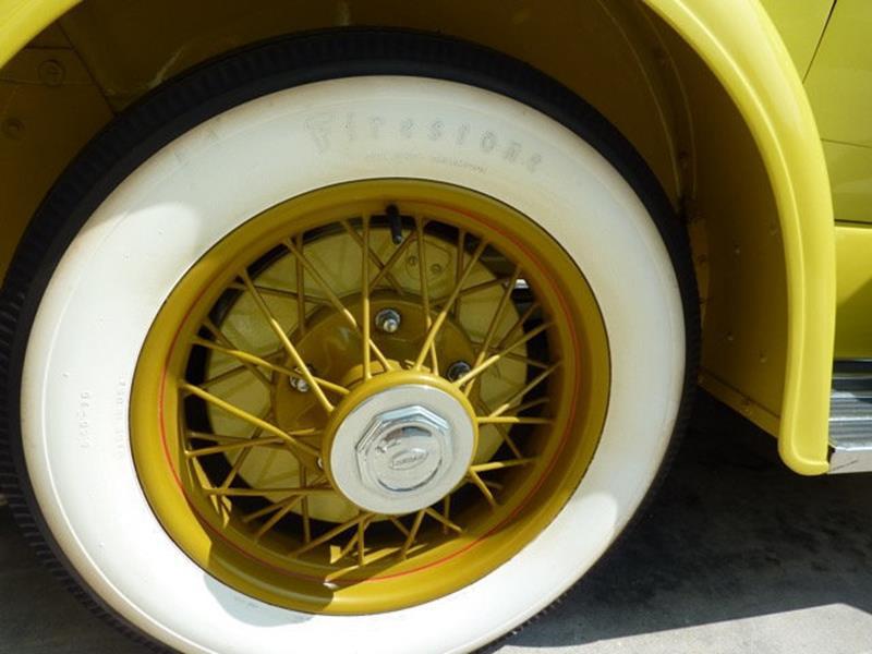 1929 Lincoln Model L 11