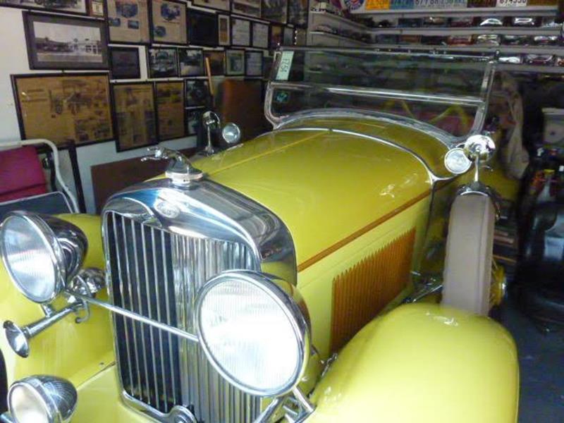 1929 Lincoln Model L 13