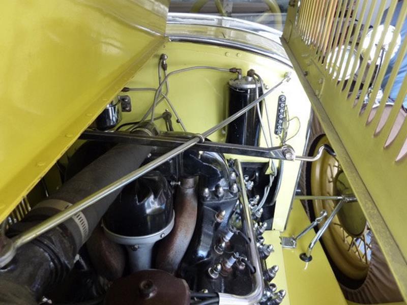 1929 Lincoln Model L 35