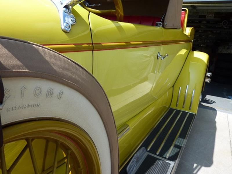 1929 Lincoln Model L 10