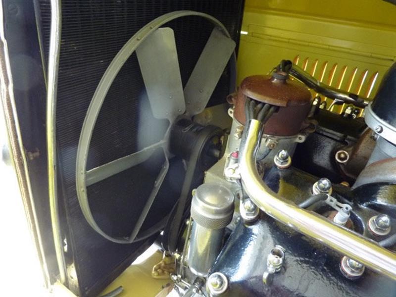 1929 Lincoln Model L 34