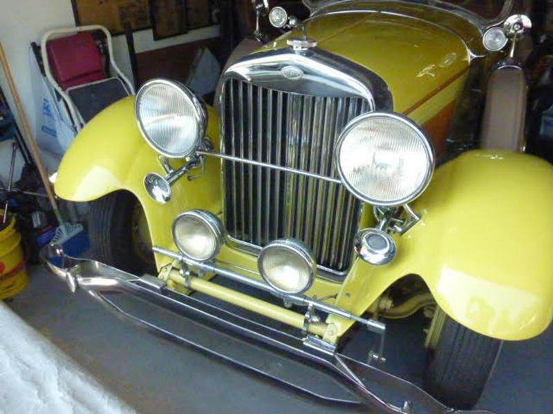 1929 Lincoln Model L 15