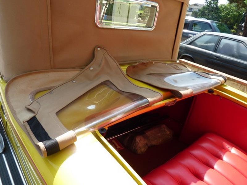 1929 Lincoln Model L 27